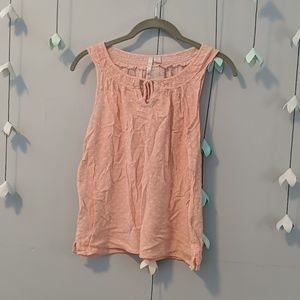 Cute and comfortable tank